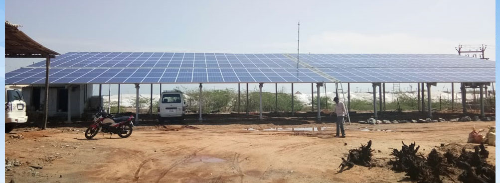 100 kW Century Salt Tuticorin