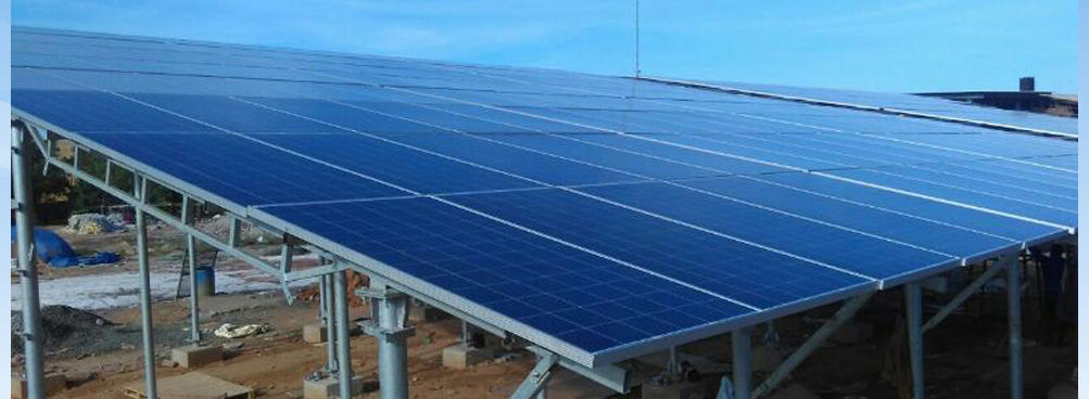 Tuticorin 250 kW Solar Power System